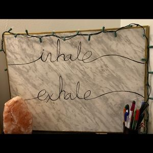 Other - Inhale exhale painting